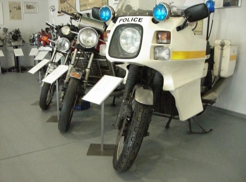 Prototypes MZ à moteur Wankel Wankelmotorraeder